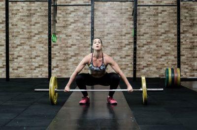styrketräning gå ner i vikt