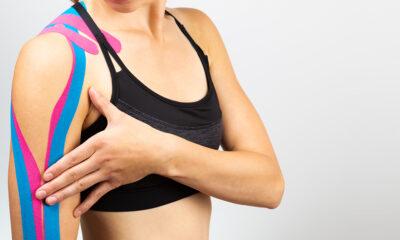 Kinesiotape - Fysioterpeuterna på Ön