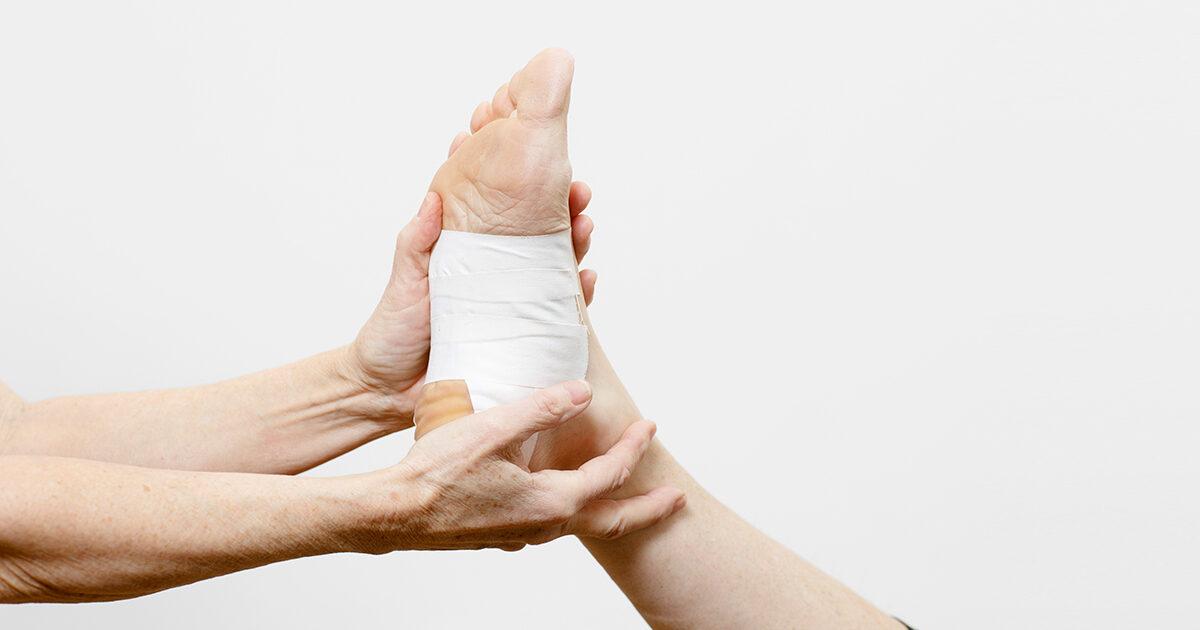 Ortopedisk Tejpning - Fysioteraepeuterna på Ön