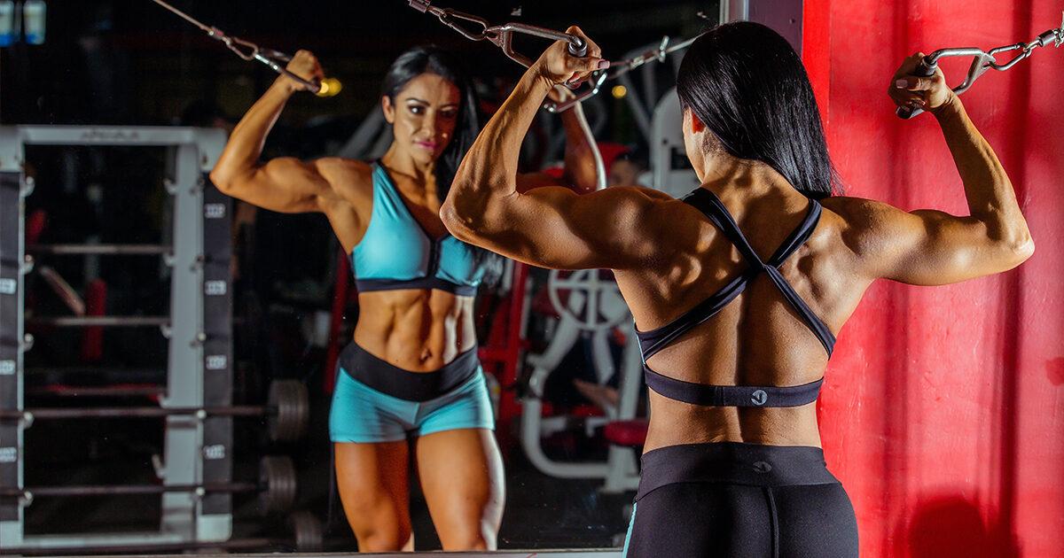 Din muskelmassa blir mindre när du slutar träna