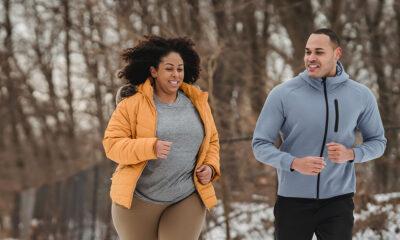 Stora fördelar med att träna utomhus året om