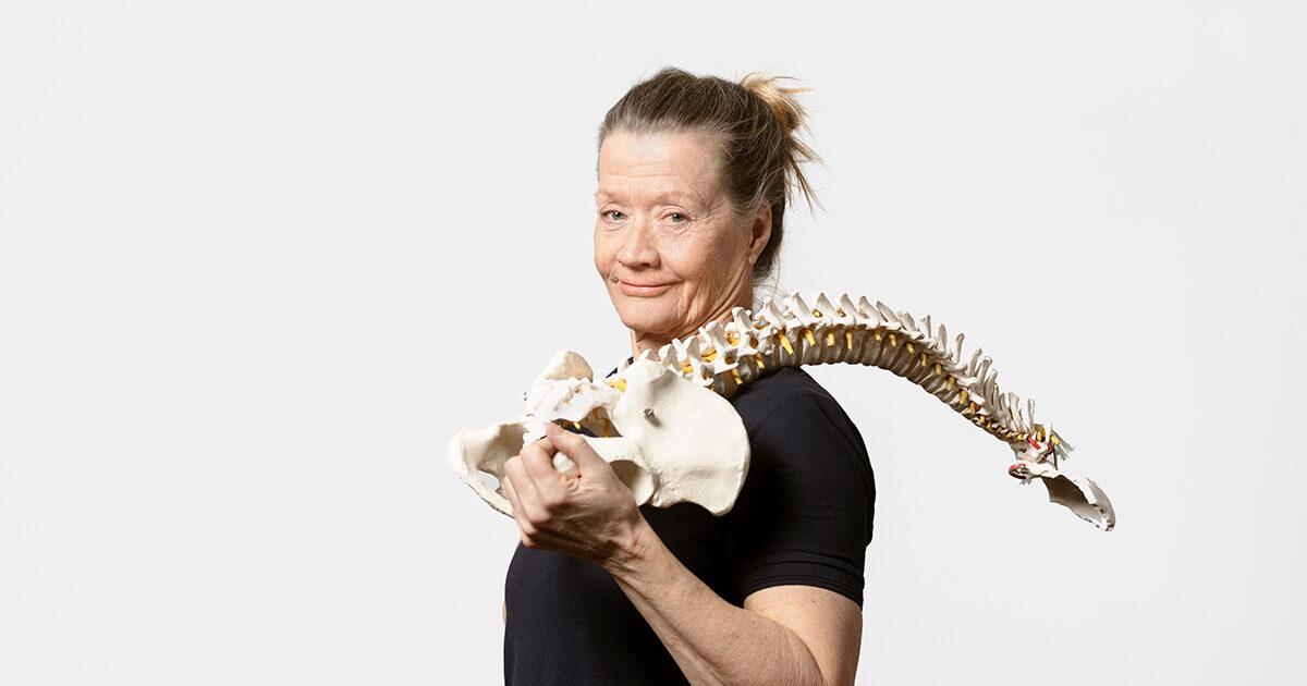 Annette Romner - Fysioteraepeut