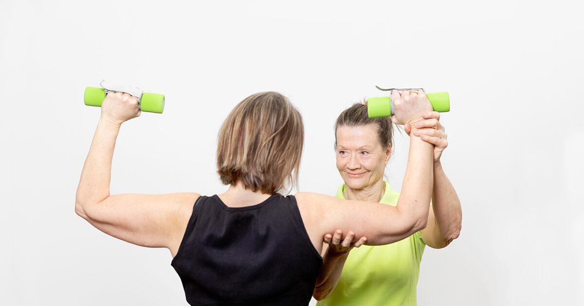 Rehabilitering - Fysioterpeuterna på Ön