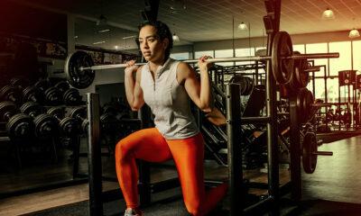 Styrketräning är bra om du vill gå ner i vikt